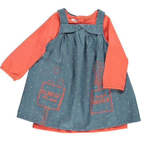 ΦΟΡΕΜΑ - CORA βρεφικο κοριτσι   φορέματα