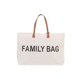 FAMILY BAG TEDDY OFFWHITE